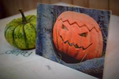 Halloween képesFalap - Tök