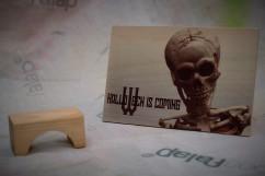 Halloween képesFalap - Csontváz